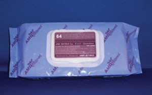 AMD MEDICOM SPUNLACE WASHCLOTHS - PRE-MOISTENED : A40002 CS $25.79 Stocked