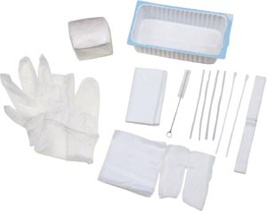 AMSINO AMSURE TRACHEOSTOMY CARE TRAY : AS860 EA        $1.56 Stocked