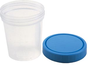 AMSINO URINE SPECIMEN CONTAINERS : AS341 CS                       $23.00 Stocked