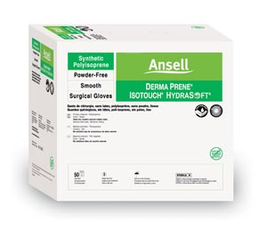 ANSELL MICRO-TOUCH PLUS STERILE SINGLES GLOVES : 6016002 CS                 $137.44 Stocked