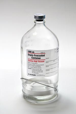B BRAUN EMPTY IV CONTAINERS : S9900-10 EA $27.59 Stocked