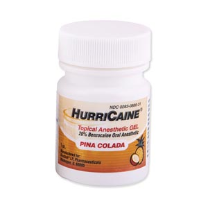 BEUTLICH HURRICAINE TOPICAL ANESTHETIC : 0283-0886-31 EA $8.32 Stocked