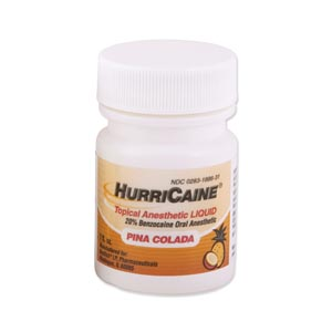 BEUTLICH HURRICAINE TOPICAL ANESTHETIC : 0283-1886-31 EA $8.16 Stocked