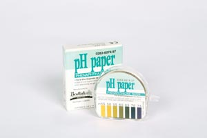 BEUTLICH PH PAPER : 0283-0074-97 EA                       $23.36 Stocked