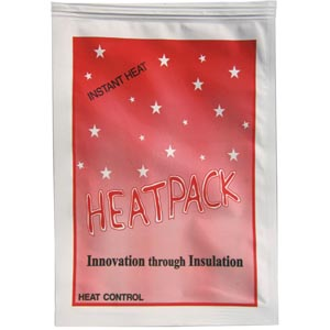 COLDSTAR ONE-SIDED INSULATED HEAT PACK : 30104 CS $25.58 Stocked