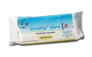 CERTOL PROSPRAY™ WIPES : PSW PK                   $7.82 Stocked