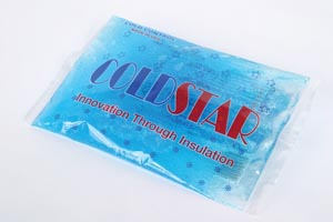 COLDSTAR STANDARD NON-INSULATED HOT/COLD VERSATILE GEL PACK : 70104 EA $0.95 Stocked