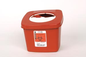 CARDINAL HEALTH MULTI-PURPOSE SHARPS CONTAINERS : 8920SA EA $3.14 Stocked