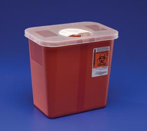CARDINAL HEALTH MULTI-PURPOSE SHARPS CONTAINERS : 8970 EA                       $4.08 Stocked