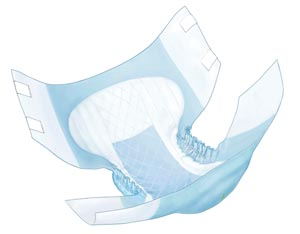 CARDINAL HEALTH WINGS™ ADULT QUILTED BRIEFS HEAVY ABSORBENCY : 66033 CS                       $37.43 Stocked