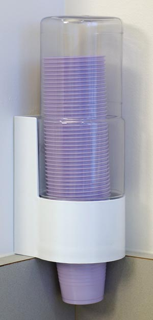 CROSSTEX CUP DISPENSER : PCC EA $34.48 Stocked