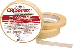 CROSSTEX STERILIZATION TAPE : STM RL                 $5.85 Stocked