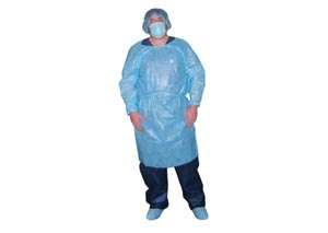 DUKAL INFECTION CONTROL GOWNS : 303W CS $32.63 Stocked