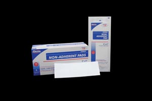 DUKAL NON-ADHERENT PADS : 138 BX                      $16.16 Stocked