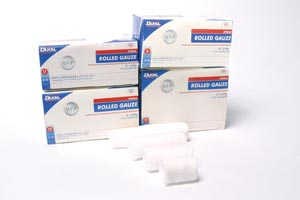 DUKAL ROLLED GAUZE : 454 CS              $63.96 Stocked