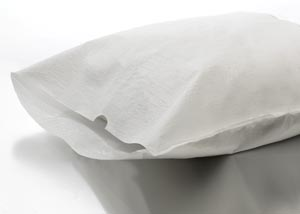 GRAHAM MEDICAL TISSUE/POLY VALUE PILLOWCASES : 360 CS $34.44 Stocked