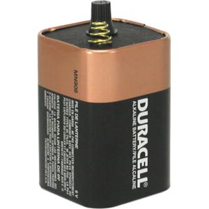 DURACELL ALKALINE BATTERY : MN908 EA $7.3 Stocked