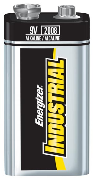ENERGIZER INDUSTRIAL BATTERY - ALKALINE : EN22 BX $16.73 Stocked