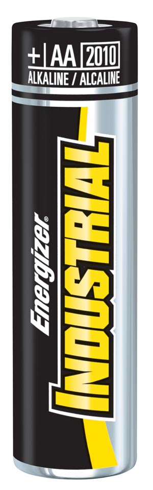 ENERGIZER INDUSTRIAL BATTERY - ALKALINE : EN91 BX     $8.97 Stocked