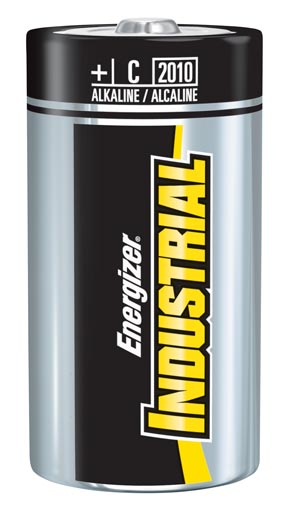 ENERGIZER INDUSTRIAL BATTERY - ALKALINE : EN93 BX $8.36 Stocked