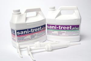 ENZYME INDUSTRIES SANI-TREET PLUS : 4200-NDC CS                       $211.90 Stocked