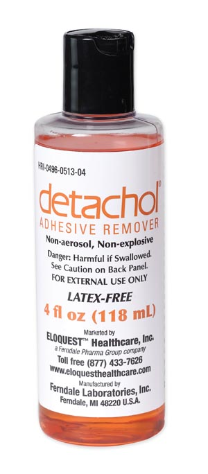 FERNDALE DETACHOL ADHESIVE REMOVER : 0513-04 EA                       $14.13 Stocked