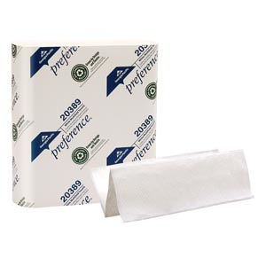 GEORGIA-PACIFIC PREFERENCE TOWELS : 20389 PK $2.32 Stocked