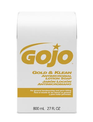 GOJO 800ML VALUE LINE : 9127-12 CS