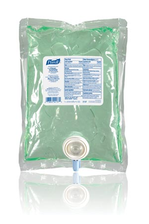 GOJO PURELL ADVANCED INSTANT HAND SANITIZER : 2137-08 CS                       $91.94 Stocked
