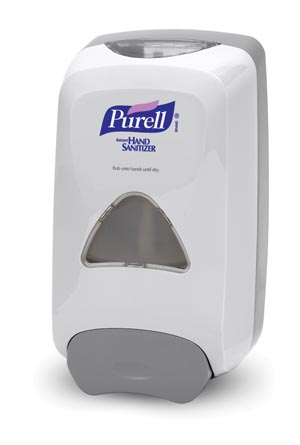 GOJO PURELL FMX-12™ MANUAL DISPENSER : 5120-06 CS $78.09 Stocked