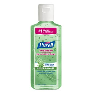 GOJO PURELL ADVANCED INSTANT HAND SANITIZER : 9631-24 EA $2.21 Stocked