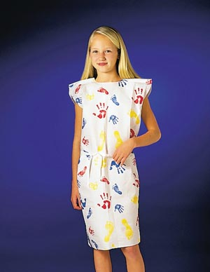 GRAHAM MEDICAL QUALITY PEDIATRIC EXAMINATION GOWNS : 281 CS       $28.38 Stocked