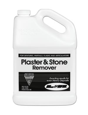 L&R PLASTER & STONE REMOVER : 230 CS                       $123.03 Stocked
