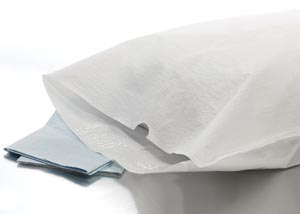 GRAHAM MEDICAL TISSUE/POLY VALUE PILLOWCASES : 48766 CS