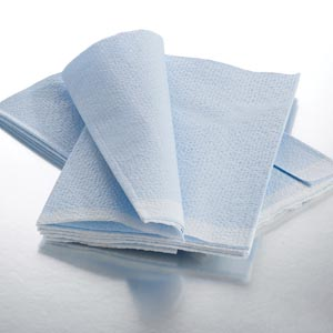 GRAHAM MEDICAL TISSUE/POLY/TISSUE DRAPE & BED SHEETS : 324 CS $26.72 Stocked