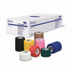 HARTMANN USA CO-LASTIC LF COHESIVE ELASTIC BANDAGES : 45210000 CS $40.25 Stocked