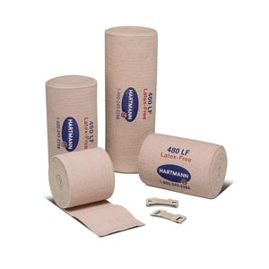 HARTMANN USA DELUXE 480 LF ELASTIC BANDAGES : 39600000 PK                       $26.61 Stocked