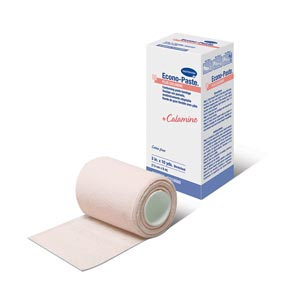 HARTMANN USA ECONO-PASTE PLUS CALAMINE CONFORMING ZINC-OXIDE PASTE BANDAGE : 47410000 RL                       $5.18 Stocked