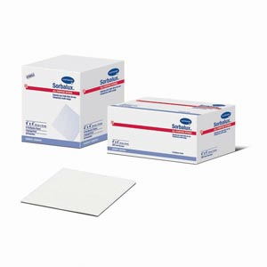 HARTMANN USA SORBALUX ALL PURPOSE, DRAIN & IV SPONGES : 48880000 CS $51.95 Stocked