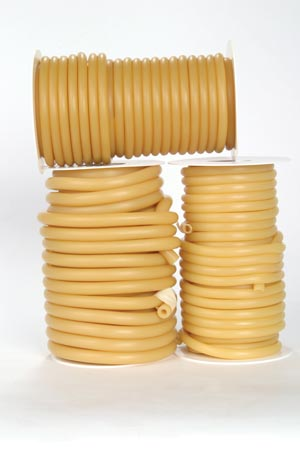 HYGENIC NATURAL RUBBER TUBING : 10909 BX                       $42.13 Stocked
