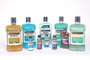 J&J LISTERINE : 70895 EA                       $0.85 Stocked