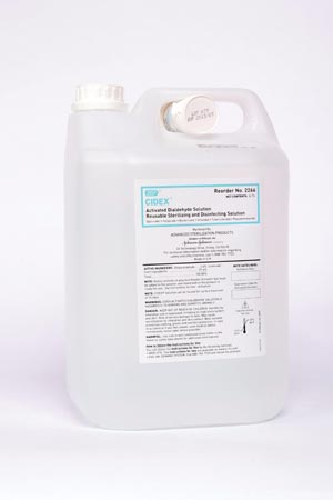 ASP CIDEX ACTIVATED DIALDEHYDE SOLUTION : 2266 CS                    $137.17 Stocked
