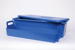 ASP UNIVERSALLY COMPATIBLE INSTRUMENT SOAK TRAYS : 82016 EA  $133.86 Stocked