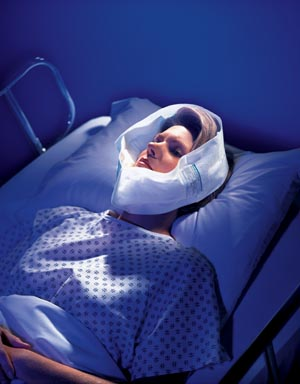 HALYARD BILATERAL FACIAL ICE PACK : 33101 BX $73.79 Stocked