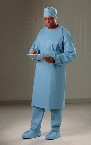 HALYARD CONTROL™ COVER GOWN : 69981 CS                       $123.33 Stocked