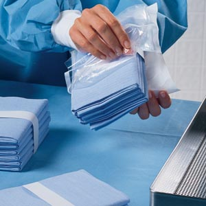 HALYARD DISPOSABLE HUCK TOWELS : 89045 PK  $2.54 Stocked