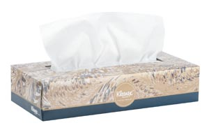 KIMBERLY-CLARK FACIAL TISSUE : 21400 CS $44.67 Stocked