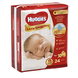 KIMBERLY-CLARK HUGGIES DISPOSABLE DIAPERS : 52238 PK $9.16 Stocked