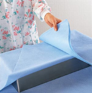 HALYARD  ONE-STEP™ STERILIZATION WRAP : 12724 PK $47.75 Stocked