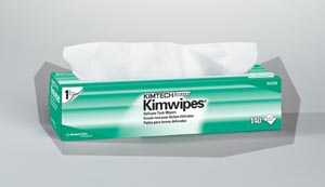 KIMBERLY-CLARK KIMWIPES : 34256 BX                       $7.82 Stocked
